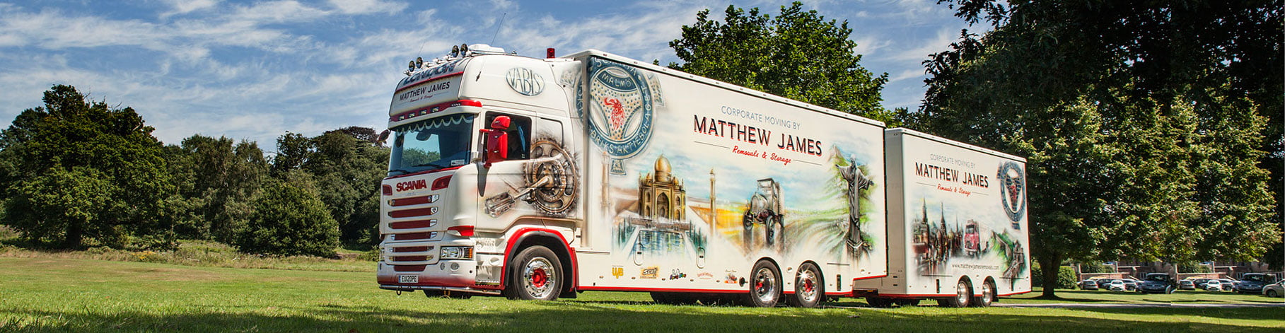 About Matthew James Removals