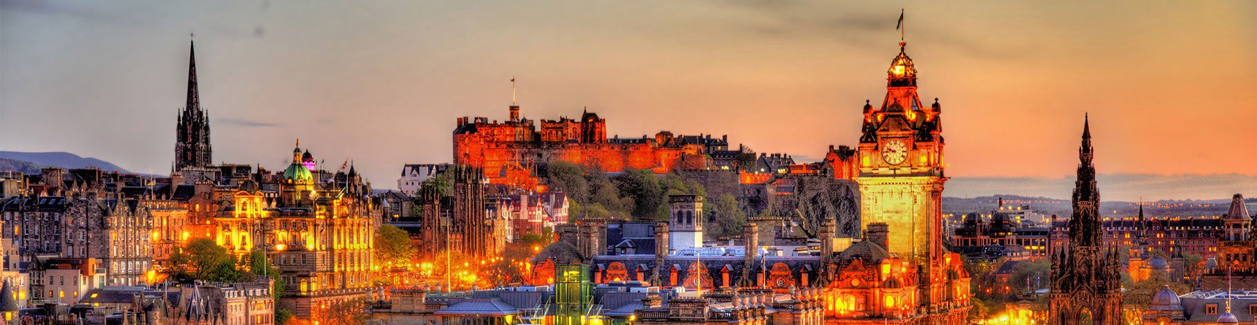 UK Relocations - Edinburgh Scotland