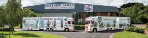 Matthew James Global Relocations - UK
