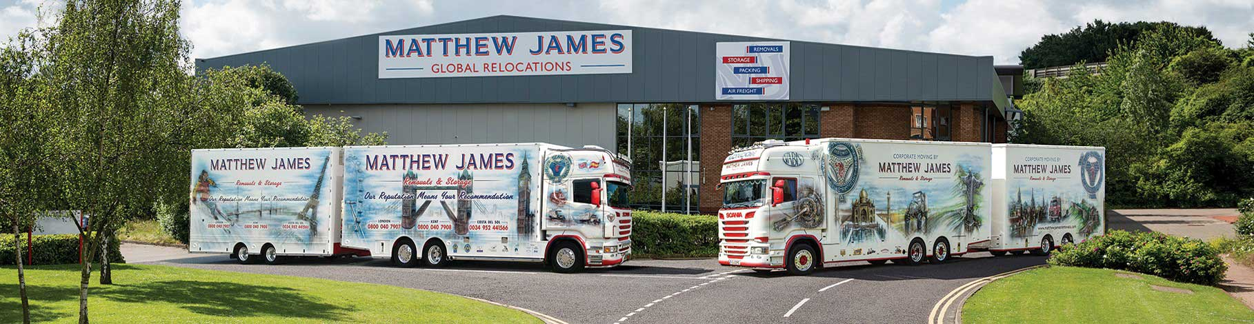 Matthew James - Global Relocations