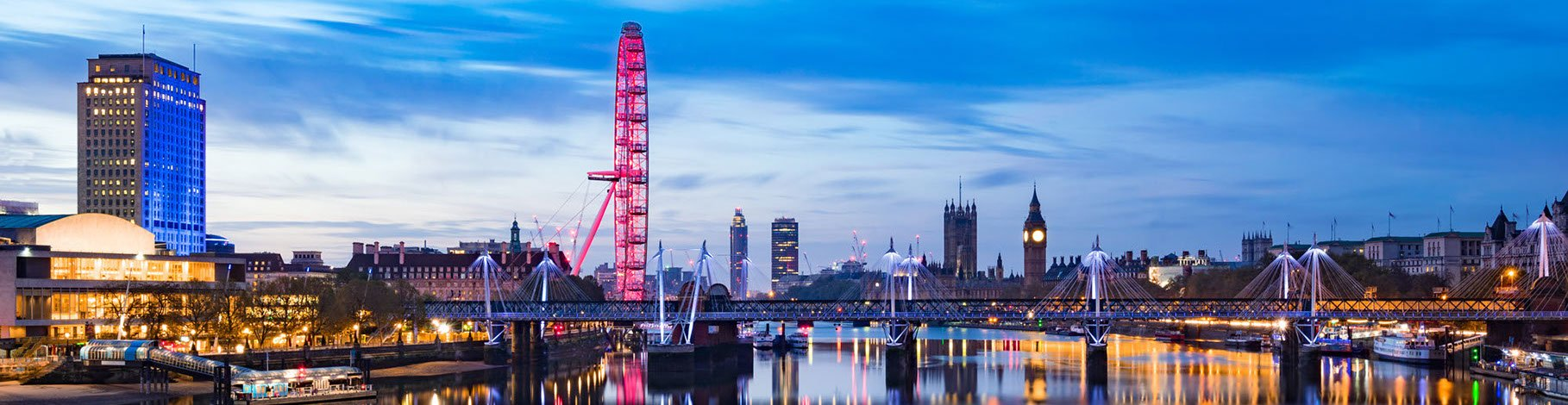 UK Relocations - Westminster London Eye and Parliament