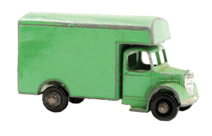 Green Toy Van - Removals to Europe and Spain