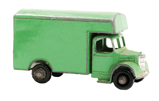 6dc1241bb7cd0c Green Toy Van - Removals to Europe and Spain