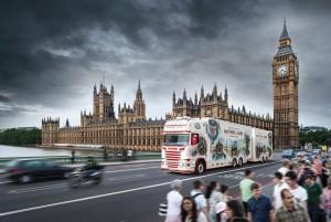 Westminster Bridge - Big Ben Houses of Parliament