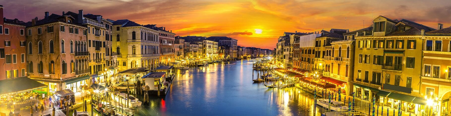 Moving to venice
