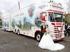 Wedding Carriage For The MD