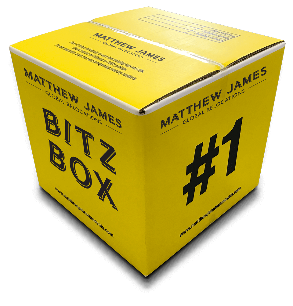 Matthew James Bitz Box Packing Service