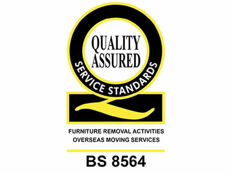 BS8564 - Overseas Moving Standards - Blog Image