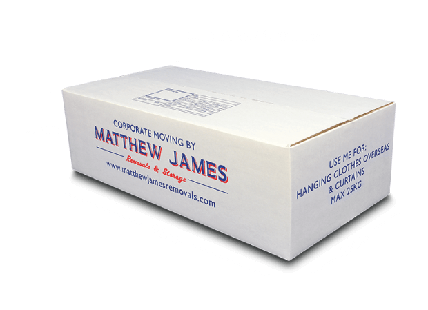 Matthew James Clothes Packing Service