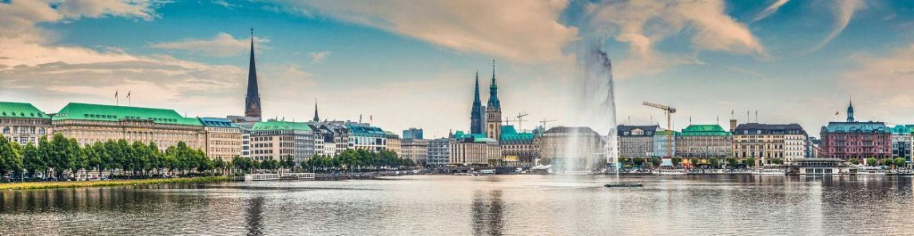 Hamburg City Centre