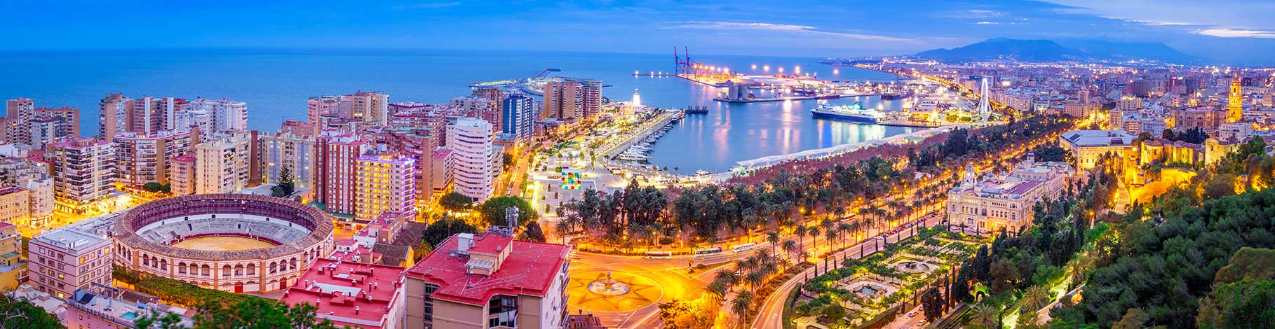Removals to and from Malaga