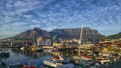 Moving to South Africa from UK, Cape Town Image