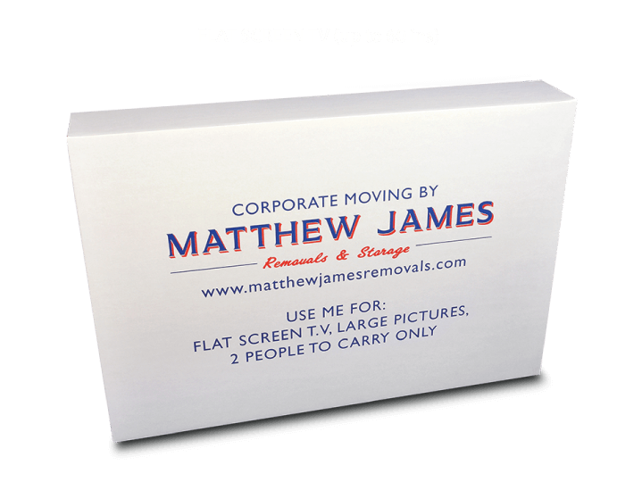 Matthew James TV Box Packing Service