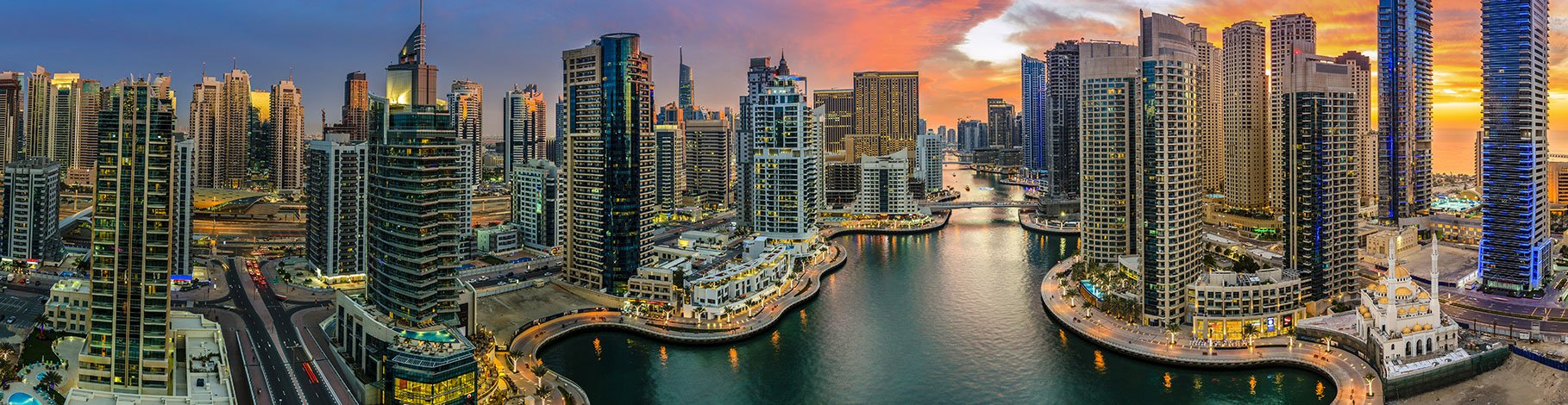 International Removals to the UAE From the UK With Matthew James