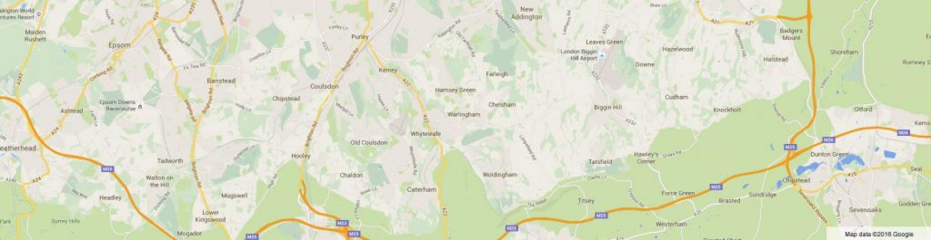 Warlingham